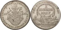 World Coins - German States, BAMBERG, Christoph Franz, Thaler, 1800, Bamberg, AU(50-53)