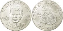 Us Coins - United States, Dollar, Robert F. Kennedy, 1998, MS(65-70), Silver, KM:287