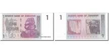 Zimbabwe, 1 Dollar, 2007, KM:65, UNC(65-70)