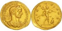Aurelian, Aureus, Milan, AU(50-53), Gold, RIC:15