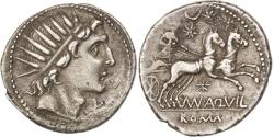 Ancient Coins - Denarius, Rome, , Silver, 3.84