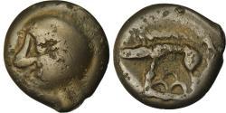 Ancient Coins - Coin, Leuci, Potin, 100-50 BC, , Potin, Delestrée:228