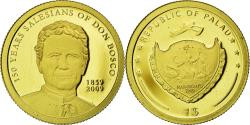 World Coins - Coin, Palau, Dollar, 2009, CIT, , Gold, KM:239
