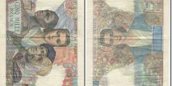 World Coins - France, 5000 Francs, Empire Français 1945-09-13, AU(50-53) Fay:47.43 KM:103c