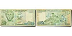 World Coins - Banknote, Cyprus, 10 Pounds, 2001-02-01, KM:62c, UNC(60-62)
