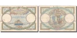 World Coins - France, 50 Francs, Luc Olivier Merson, 1928, 1928-11-27, VF(20-25)