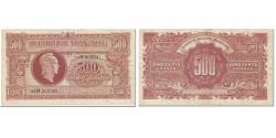 World Coins - France, 500 Francs, Marianne, 1944, Undated (1944), EF(40-45), Fayette:VF11.2