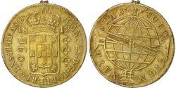 World Coins - Coin, Brazil, Joao, 960 Reis, 1812, Rio de Janeiro, EF(40-45), Silver, KM 307.3