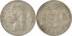 World Coins - Coin, Belgium, Franc, 1962, , Copper-nickel, KM:143.1