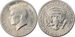 Us Coins - Coin, United States, Half Dollar, 1971, Denver, , Copper-Nickel Clad