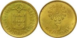 World Coins - Coin, Portugal, 5 Escudos, 1986, , Nickel-brass, KM:632