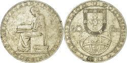 World Coins - Coin, Portugal, 20 Escudos, 1953, , Silver, KM:585