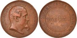 World Coins - Denmark, Medal, Frederik VII, For Deeltagelse I Kriegen, 1848-1850, Dubois.A