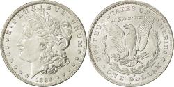 Us Coins - Coin, United States, Morgan Dollar, Dollar, 1884, U.S. Mint, New Orleans