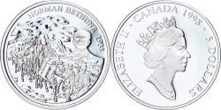 World Coins - Coin, Canada, Elizabeth II, 5 Dollars, 1998, Royal Canadian Mint, Ottawa