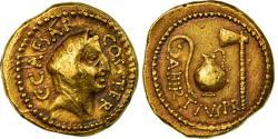 Coin, Julius Caesar, Aureus, Rome, , Gold, Cohen:2