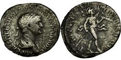 Ancient Coins - Coin, Trajan, Denarius, 114-116, Rome, , Silver, RIC:337