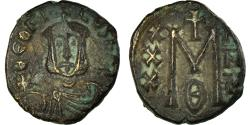 Ancient Coins - Coin, Theophilus, Follis, 829-842, Syracuse, , Copper, Sear:1681