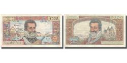 World Coins - France, 5000 Francs, 1957, 1957-06-06, VF(30-35), Fayette:49.2, KM:135a