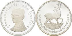 Ancient Coins - Coin, Thailand, Rama IX, 100 Baht, 1974, Proof, , Silver, KM:103a
