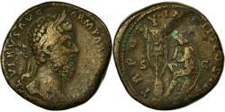 Ancient Coins - Coin, Lucius Verus, Sestertius, 165, Rome, , Bronze, RIC:1430