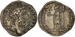 Ancient Coins - Coin, Marcus Aurelius, Denarius, 175, Roma, , Silver