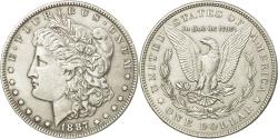 Us Coins - Coin, United States, Morgan Dollar, 1887, Philadelphia,