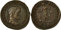 Ancient Coins - Coin, Maximinus II, Follis, AD 307, Lyons, , Bronze, RIC:214a