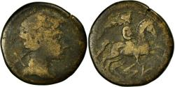 Ancient Coins - Coin, Spain, As, Celsa, , Bronze