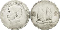 World Coins - Coin, CHINA, REPUBLIC OF, Dollar, Yuan, 1934, , Silver, KM:345