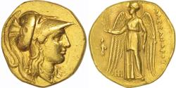 Macedonia (Kingdom of), Alexander III The Great, Stater, Aigai, , Gold