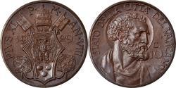 World Coins - Coin, VATICAN CITY, Pius XI, 10 Centesimi, 1929, Roma, , Bronze, KM:2
