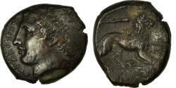 Ancient Coins - Coin, Sicily, Syracuse (317-289 BC), Litra, Syracuse, EF(40-45), Bronze
