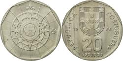 World Coins - Coin, Portugal, 20 Escudos, 1986, Lisbon, , Copper-nickel, KM:634.1