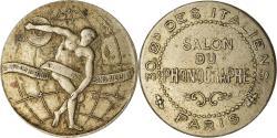 World Coins - France, Medal, Salon du Phonographe, 30 Bd des Italiens, Paris,