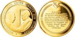 World Coins - Germany, Medal, Währungsreform der Erste Schritt zur Stabilität, Politics
