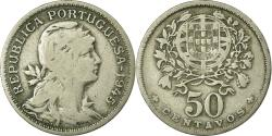 World Coins - Coin, Portugal, 50 Centavos, 1945, , Copper-nickel, KM:577