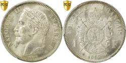 World Coins - Coin, France, Napoleon III, Napoléon III, Franc, 1868, Paris, PCGS, MS65