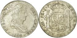 World Coins - Coin, Peru, 8 Reales, 1820, Lima, , Silver, KM:117.1
