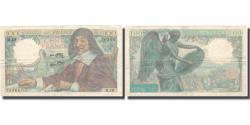 World Coins - France, 100 Francs, Descartes, 1942, 1942-05-15, EF(40-45), Fayette:27.1