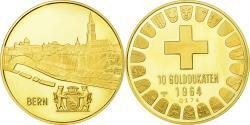World Coins - Switzerland, Medal, Bern, 10 Golddukaten, 1964, , Gold