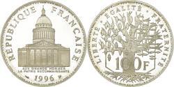 World Coins - Coin, France, Panthéon, 100 Francs, 1996, Paris, BE, , Silver