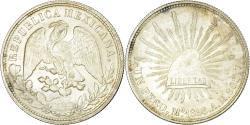 World Coins - Coin, Mexico, Peso, 1898, Mexico City, Restrike (1949), , Silver, KM:409.2