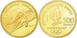 Ancient Coins - Coin, France, 500 Francs, 1989, Paris, MS(65-70), Gold, KM:973, Gadoury:C2
