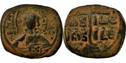 Ancient Coins - Coin, Romanus III Argyrus, Follis, 1028-1034, Constantinople, , Bronze