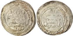 World Coins - Coin, Abbasid Caliphate, al-Muqtadir, Dirham, AH 313 (925/926), Nasibin