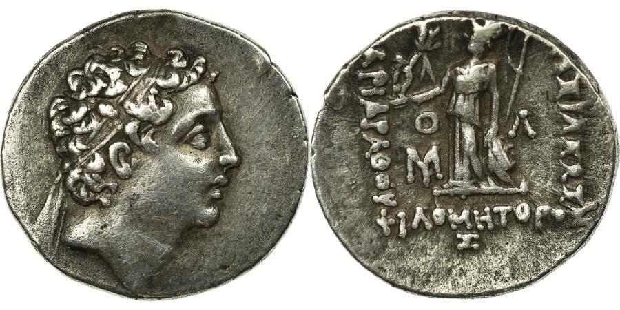 Ancient Coins - Coin, Cappadocia, Ariarathes VII (116-101 AV JC), Ariarathes VII, Cappadocia