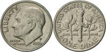 Us Coins - United States, Roosevelt Dime, Dime, 1986, U.S. Mint, Philadelphia, AU(55-58)