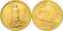 Us Coins - United States,Saint-Gaudens,$20,Double Eagle,1923,Philadelphia,AU(50-53),KM 131