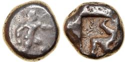 Ancient Coins - Coin, Pamphylia, Aspendos, Stater, 465-430 BC, , Silver